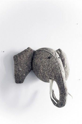 Animal Head- Elephant