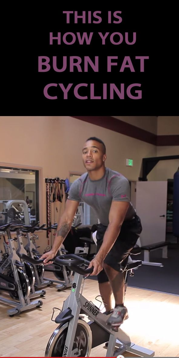 HOW TO BURN FAT CYCLING: http://thecyclingbug.co.uk/bugfeed/videos/b/weblog/archive/2015/04/02/how-to-burn-fat-cycling.aspx?utm_source=Pinterest&utm_medium=Pinterest%20Post&utm_campaign=ad Here are some simple tips on how to burn fat while on the bike.