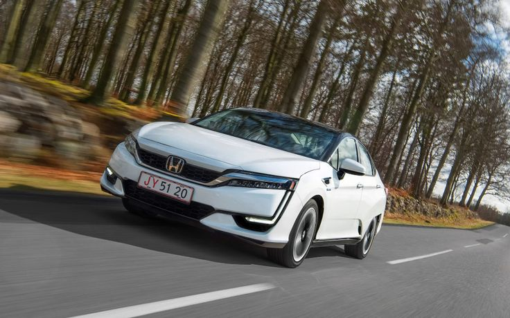 Honda clarity review handsome new hydrogen car makes the