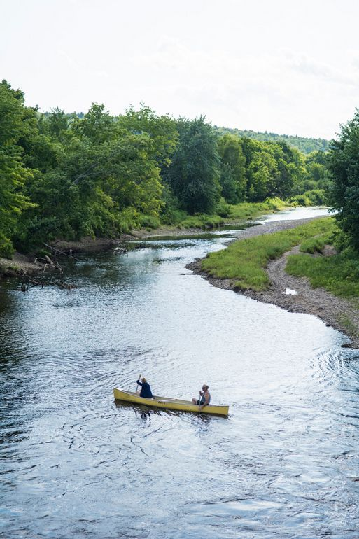 A canoe ride down the Miramichi River in New Brunswick is an absolute must for anyone who loves nature. Plan your river adventure with these tips.