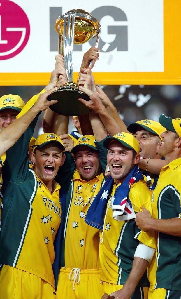 People Photos Australia Cricket Team World Cricket Cricket World Cup