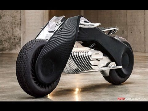 Video 2016 Bmw Motorrad Vision Next 100 Concept 车 Concept Cars