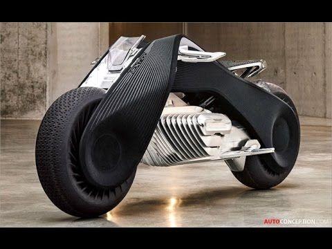 VIDEO: 2016 BMW Motorrad VISION NEXT 100 Concept