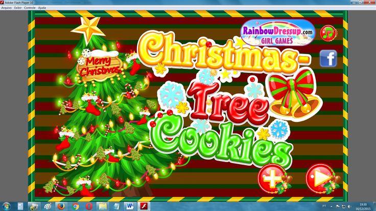 Em Biscoitinhos de Natal, o Natal está chegando então é hora de preparar deliciosos biscoitinhos para o Papai Noel. E para isso, você vai ter a ajuda da uma fadinha muito especial. Siga todas as instruções e faça os melhores biscoitinhos para o Papai Noel. Depois, decore a árvore e deixe tudo pronto para o Natal e Papai Noel!