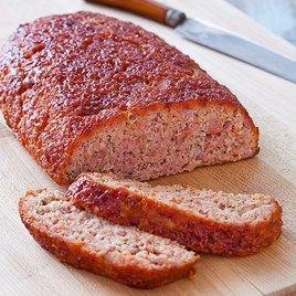 Amish Ham Loaf
