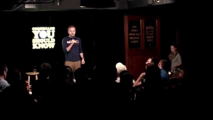 Mike Bobrinskoy - one liner comedian