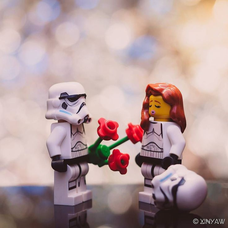"""""""When the power of Love overcomes the love of Power the world will know Peace.""""  Jimi Hendrix  #InternationalDayofPeace#LEGO #Stormtrooper #StarWars #TK421 #ToyPhotography #XinYaw"""