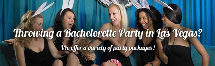 bridesmaid duty calls! vegas bachelorette party package ideas