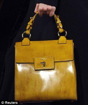 Gorgeous Prada bag