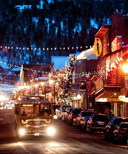 36 Hours: Park City, Utah - The New York Times.. A firm fave.  Will take the kids here & watch them ride the Alpine slide I love so much.