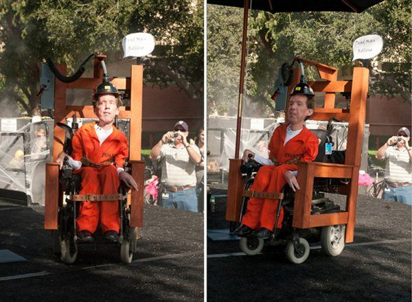 the 25+ best diy halloween electric chair ideas on pinterest