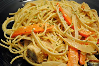 Homemade By Holman: Spicy Cajun Chicken Pasta