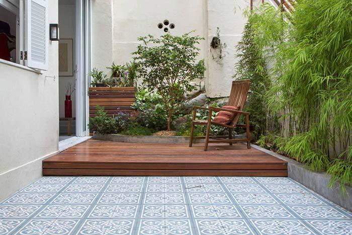 Gartengestaltung Mit Holzterrasse   homei.foreignluxury.co