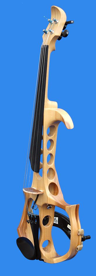 four-string electric violin by Starfish