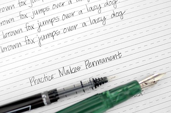 5 Easy Ways to Improve Your Handwriting