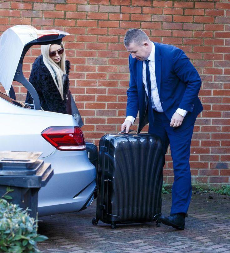 Celebrity Big Brother housemates including Nicola McLean and Spencer Pratt spotted at secret hotel near studio