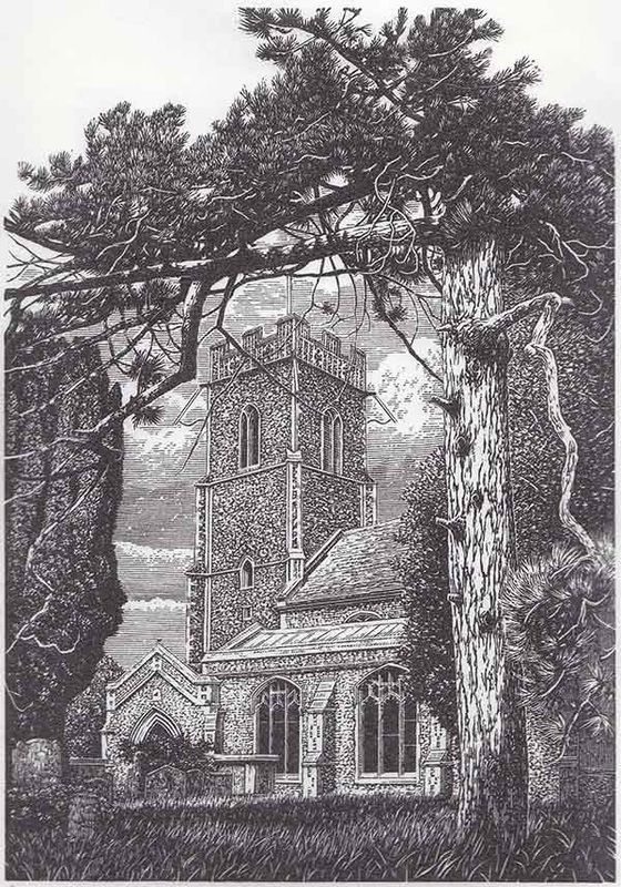 The Society of Wood Engravers - KEVIS HOUSE GALLERY