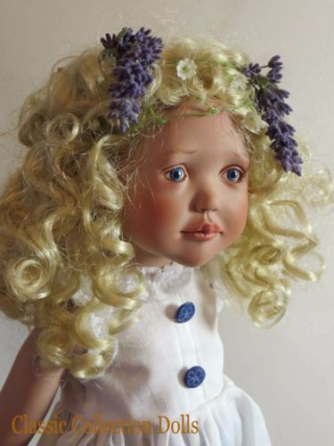 034-LILA-034-JUNIOR-DOLL-BY-ZWERGNASE-2005-COLLECTION-20-034-BRAND-NEW-IN-STOCK