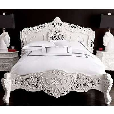 Image detail for -available at horchow tags furniture vintage home decor bedroom beds ...
