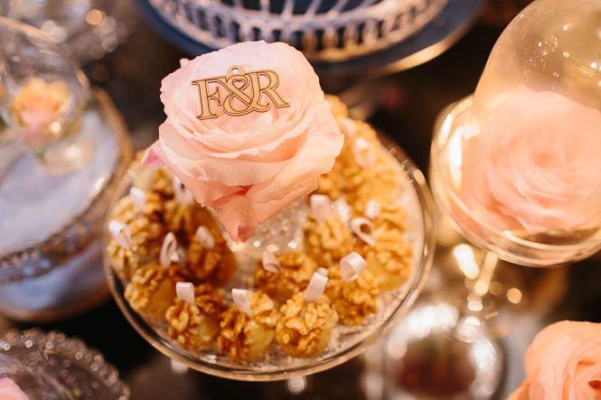Casamento Romântico-Florido de Noite – Fernanda & Rafael | Lápis de Noiva