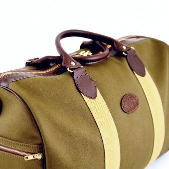 FLIGHT HOLDALL from Chapman Bags
