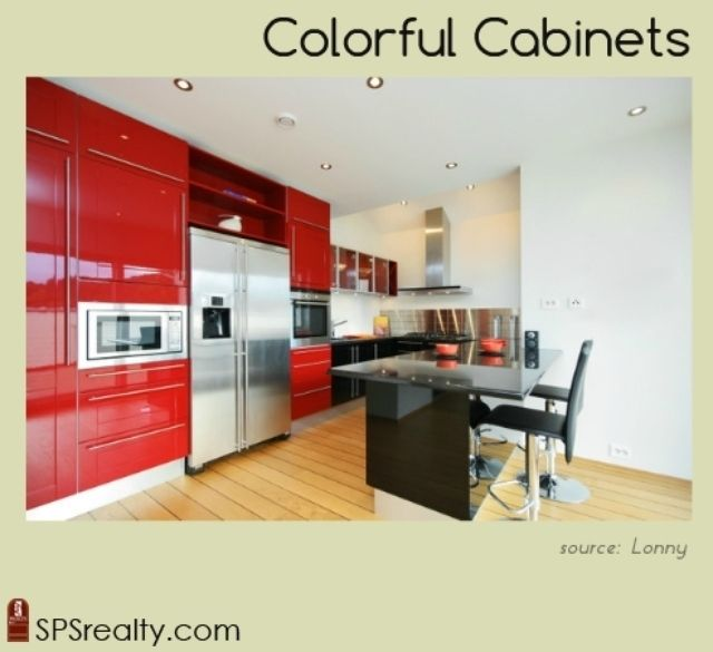 Contemporary Red Kitchen: 1000+ Ideas About Red Kitchen Accents On Pinterest