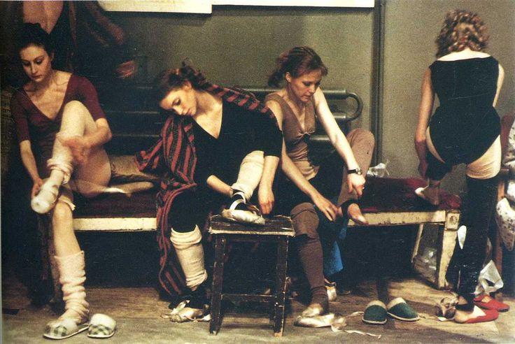 Robert Lebeck.Bolschoi Theater  thank you forgottenway
