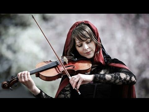 Lindsey Stirling-Elements Dracula(Version Orchestral) & Moon Trance - YouTube