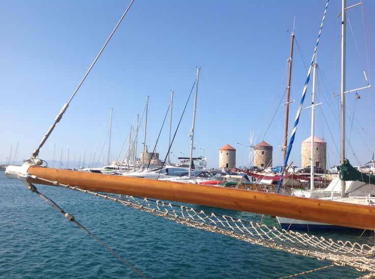 Rhodes: the emerald island
