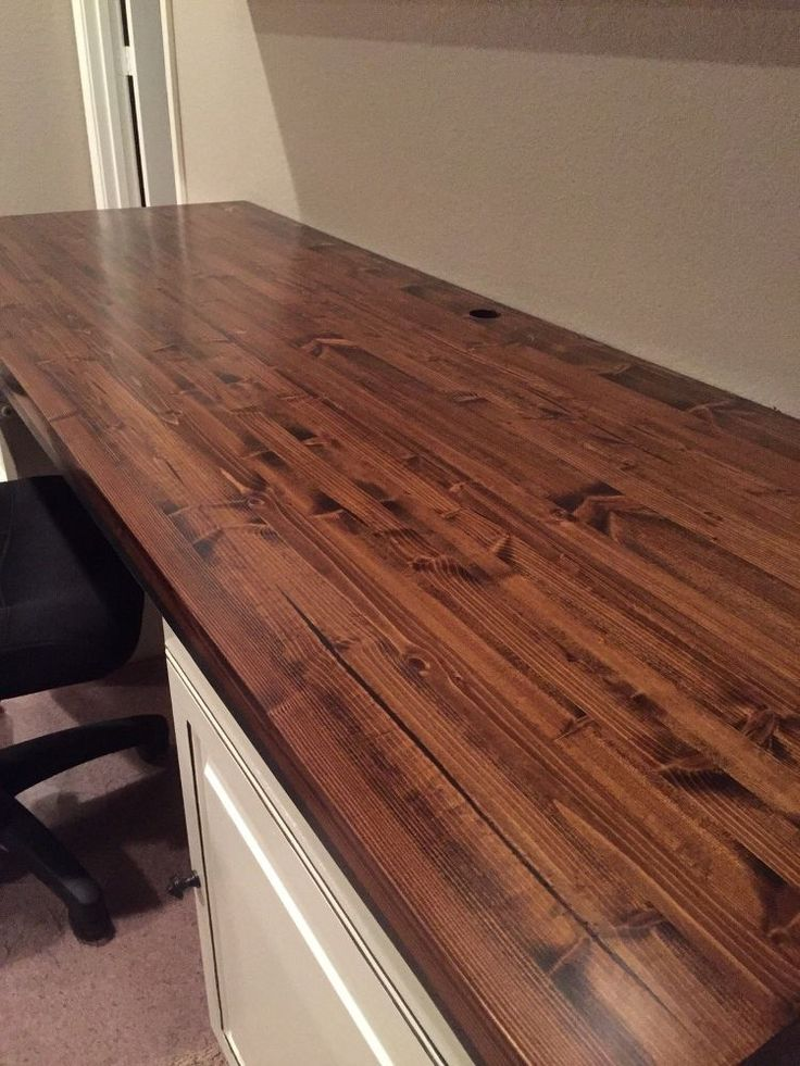 Best 20 long desk ideas on pinterest basement office for Long office desk