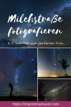 Tutorial Astrofotografie: Milchstraße fotografieren in 5 Schritten