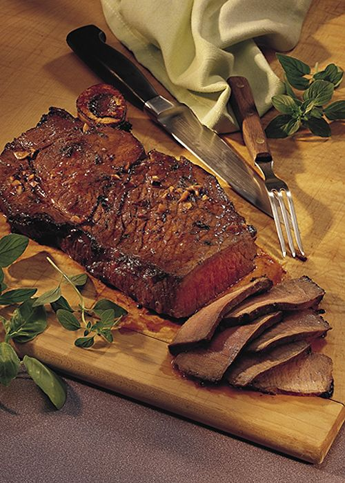 Learn the secret to serving a tender, perfectly done broiled steak.