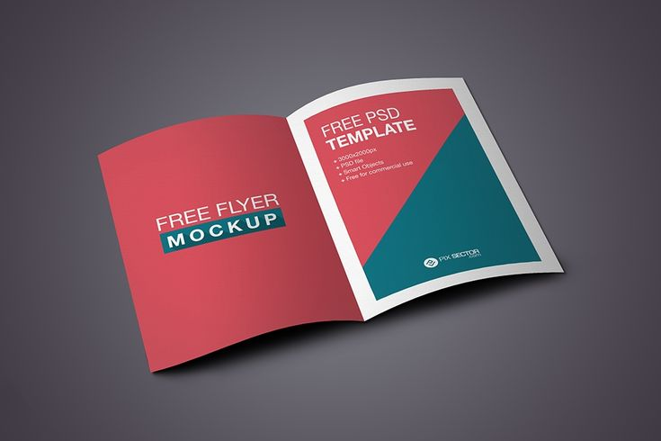 Flyer mockup inside free psd. 1000+ awesome free vector images, psd templates, icons, photos, mock-ups and more!