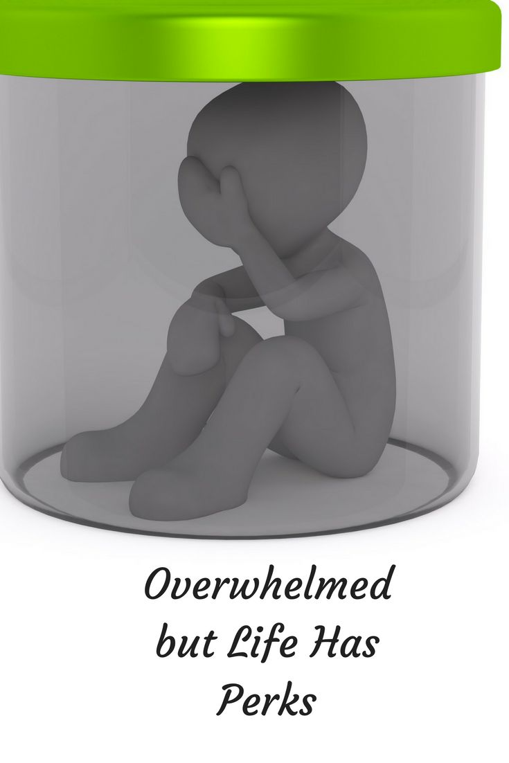 Do you ever feel overwhelmed? Please tell me I'm not the only one! I'm going to get brutally honest about being overwhelmed and not having all the answers. Being overwhelmed is a horrible feeling and causes extreme anxiety. Sometimes I feel like I'm not enough and can't figure out how to get through this thing called life.