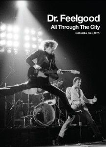 Dr Feelgood / All Through The City (with Wilko 1974-1977) 4-disc box