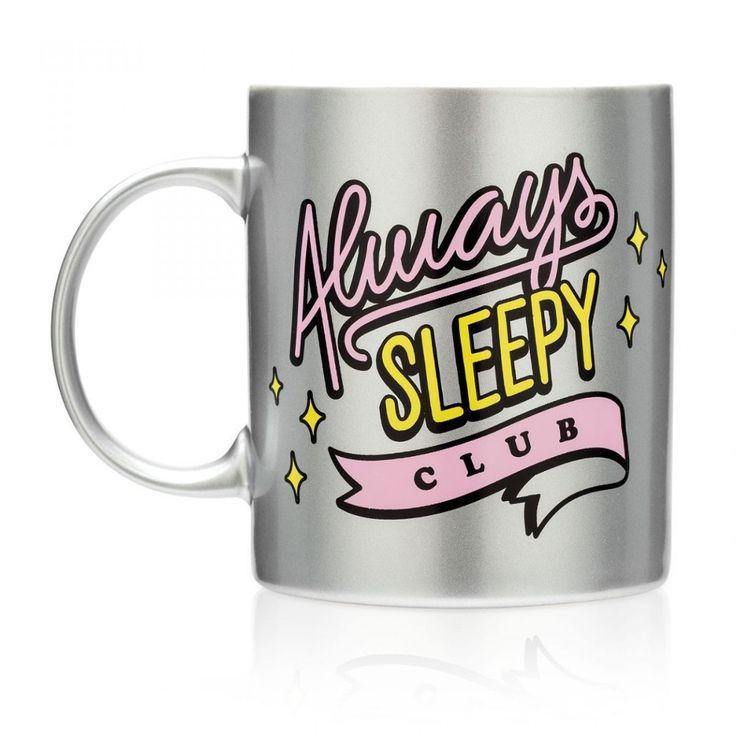 Caneca Sleepy Club - Imaginarium