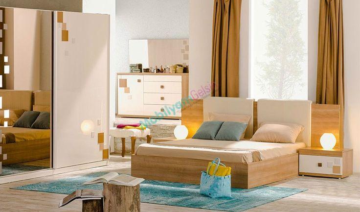 Liberty Modern Yatak Odası  #yatakodasi #modern #mobilya #dekorasyon #mobilyamgelsin #modoko