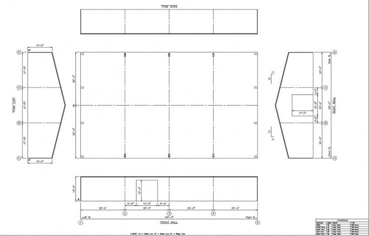 60' x 100' x 14' Steel Building for Sale - Williston, ND 58801   LTH Steel Structures