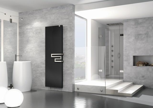 RELAX: il fascino dell'essenzialità //  RELAX: the charm of essentiality. #bathroom #home #furniture #heating #casa #riscaldamento