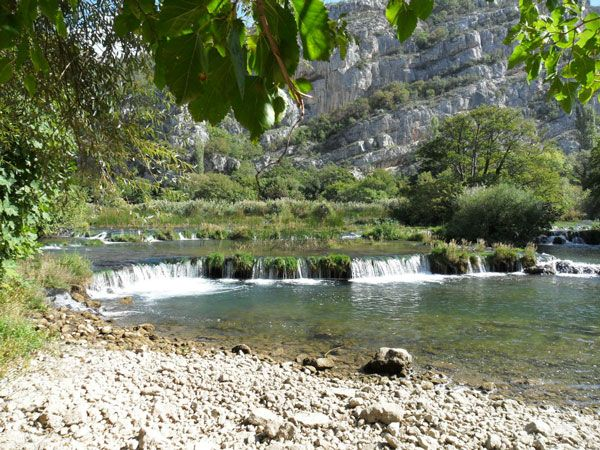 Roski Slap - Nationalpark Krka