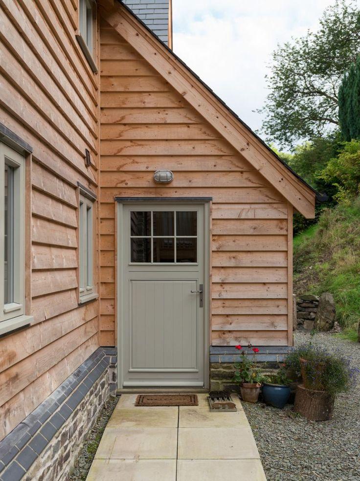 Barns & Contemporary - Border Oak - oak framed houses, oak framed garages and structures.