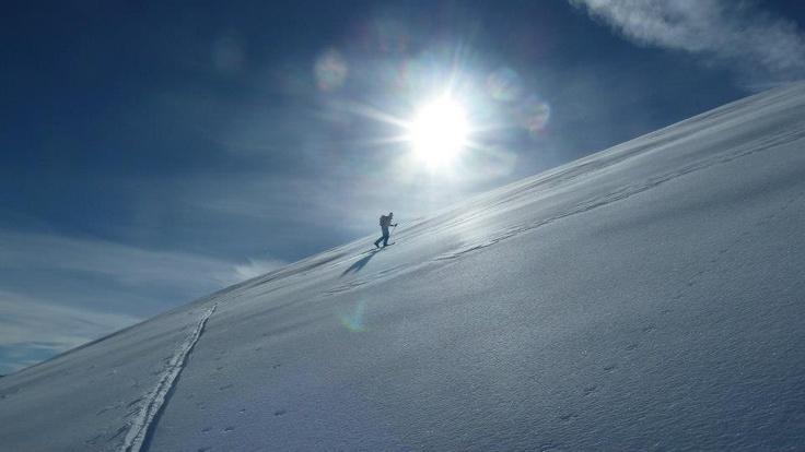 sci alpinismo Val Sangone  www.anselmoutdoor.it