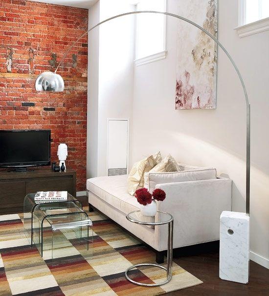 Городской стиль в интерьере. 50 различных вариантов - Сундук идей для вашего дома - интерьеры, дома, дизайнерские вещи для дома