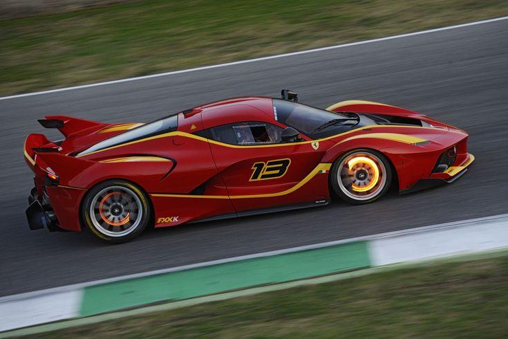 Download Ferrari 599Xx Wallpaper Vertical Glowing Brakes  Background
