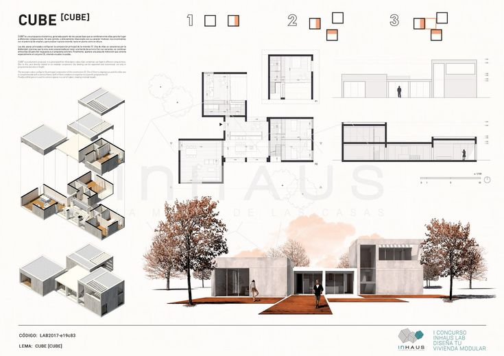 "II Concurso ""inHAUS LAB Diseña tu casa modular"""