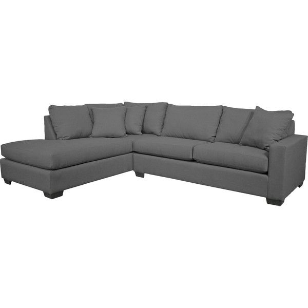 """Found it at Joss & Main - Haverford 115.75"""" Sectional Sofa"""