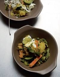 Southern Indian mixed vegetable dish
