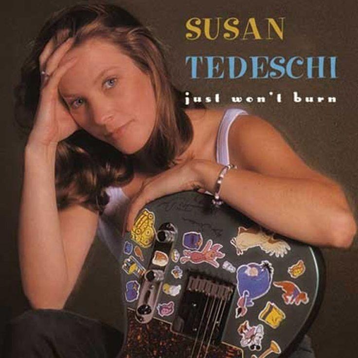 Susan Tedeschi - Just Won't Burn 180g Vinyl LP