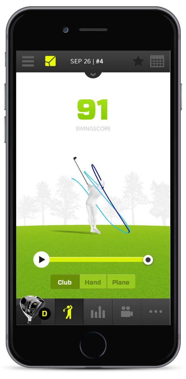 ZEPP Golf - 3D Bewegungsanalyse Ihr persönliches Training... Der ZEPP Golf 3D Sensor zeichnet alle wesentlichen Parameter Ihres Spiels auf.