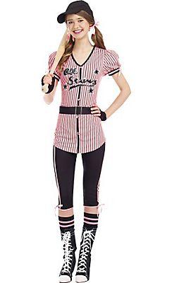 Teen Girls All Star Sweetie Costume